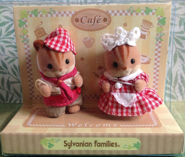 Image result for sylvanian families squirrel baby