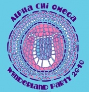 Alpha Chi Omega ~ Wonderland Party