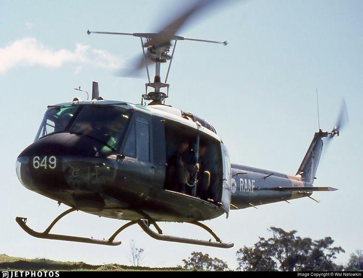 Photo of A2-649 - Bell UH-1D Huey - Australia - Royal Australian Air Force (RAAF)