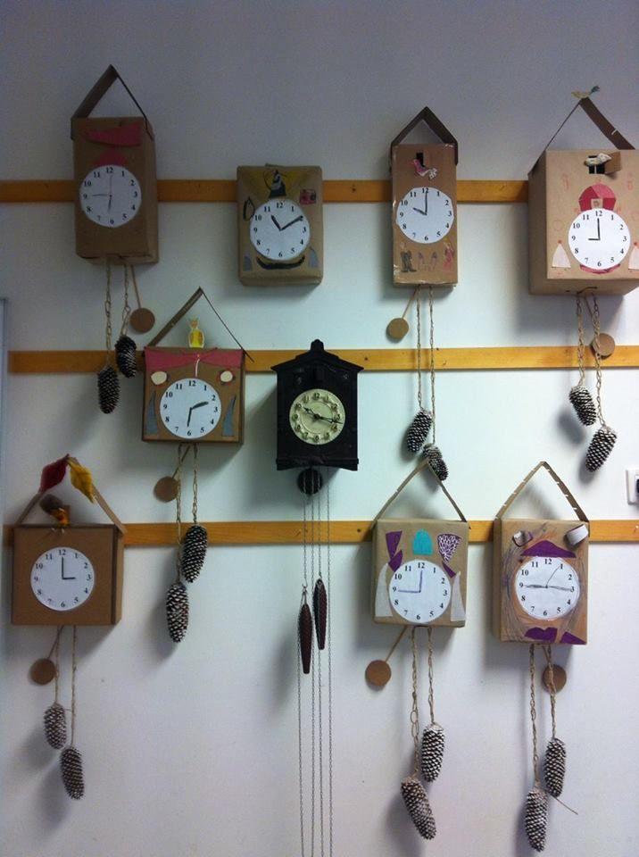 Az idő körforgása: kakukkos órák dobozokból