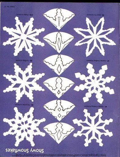 snowflake cutting