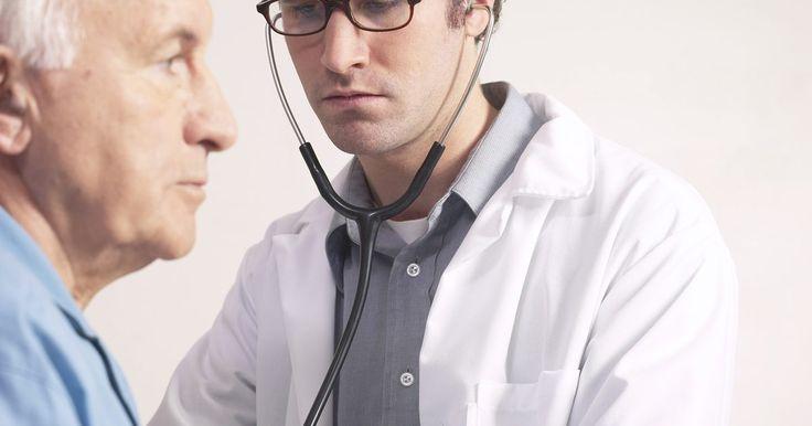 Señales y síntomas  de un infarto pequeño