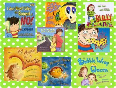 Inspired by Kindergarten: classroom management books for teaching behavior