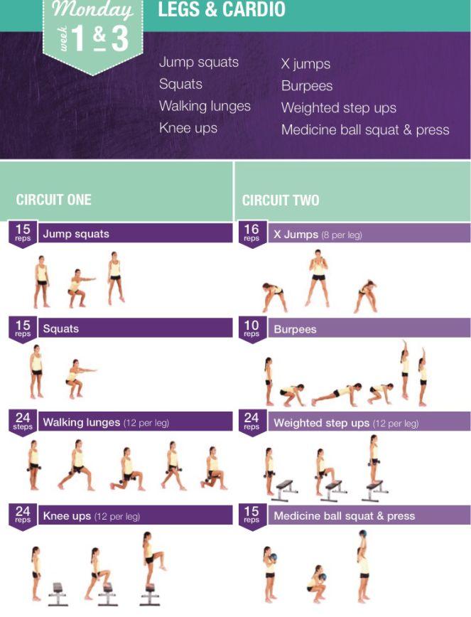 Kayla itsines Bikini Body Guide 1 (BBG) – The Review – Saffy Dixon