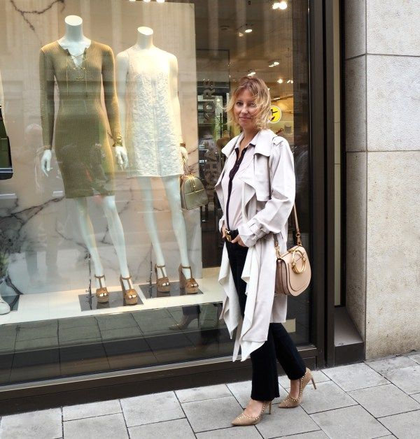 outfit layering neutrals claudinesroom