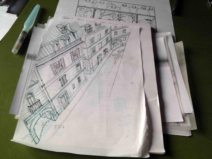 Sketch!   #stefanotamiazzo #tamiazzo #crayon #bd #bandedessinee #comicart #fumetto www.facebook.com/...