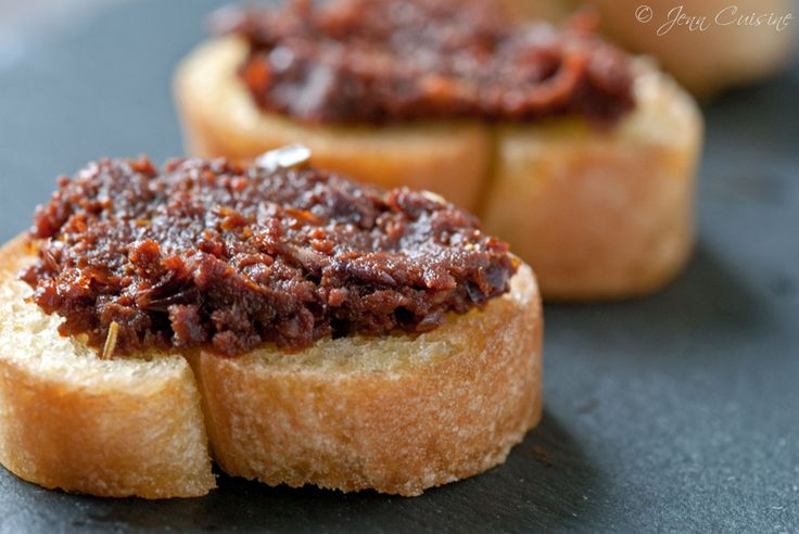 Sundried Tomatoes Tapenade
