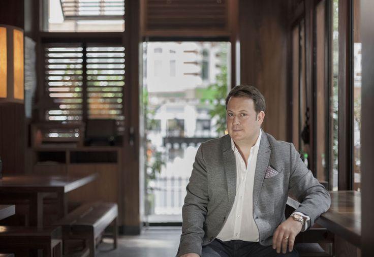 Busaba Eathai CEO Jason Myers.