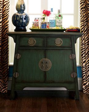 Asian-Inspired Chest asian dressers chests and bedroom armoires