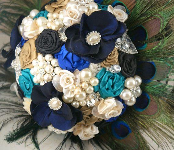 alternative idea? fabric flowers!