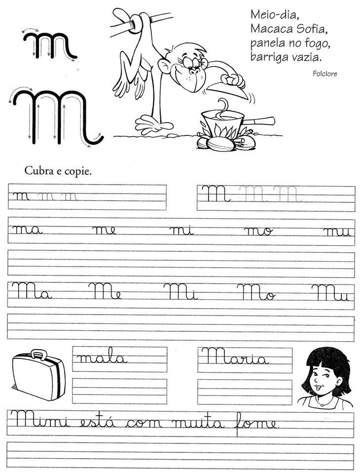 Atividades de Caligrafia Zigue-zague! - ESPAÇO EDUCAR