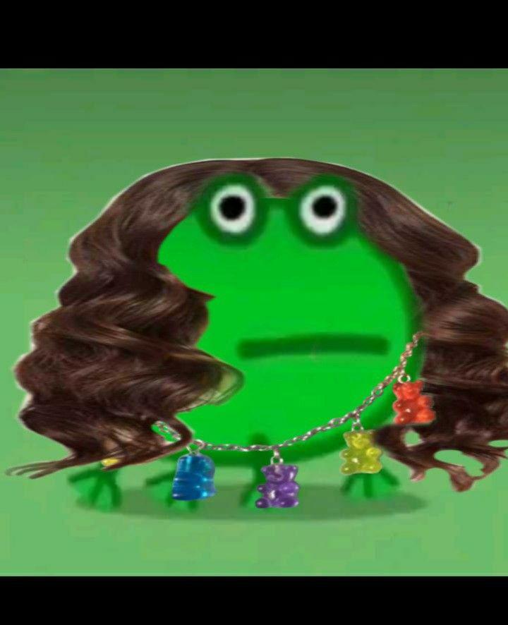Aesthetic Frog Creds Camir686 On Tiktok Follow Amazing Frog Frog Peppa Pig