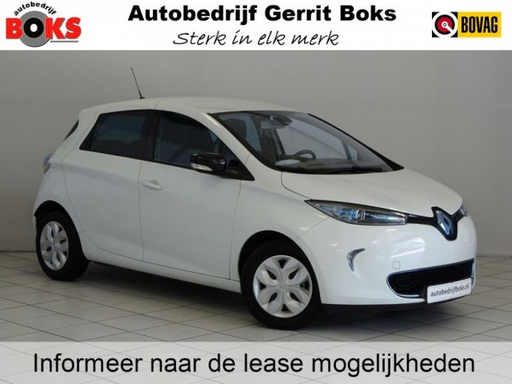 Renault ZOE  Description: Renault ZOE Q210 Life Quickcharge 22 kWh (ex Accu) - 5335648-AWD  Price: 216.81  Meer informatie