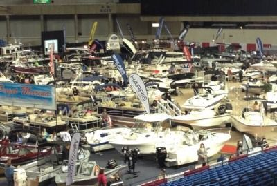 The Puget Sound Boat Show Tacoma Dome Tacoma, WA #Kids #Events