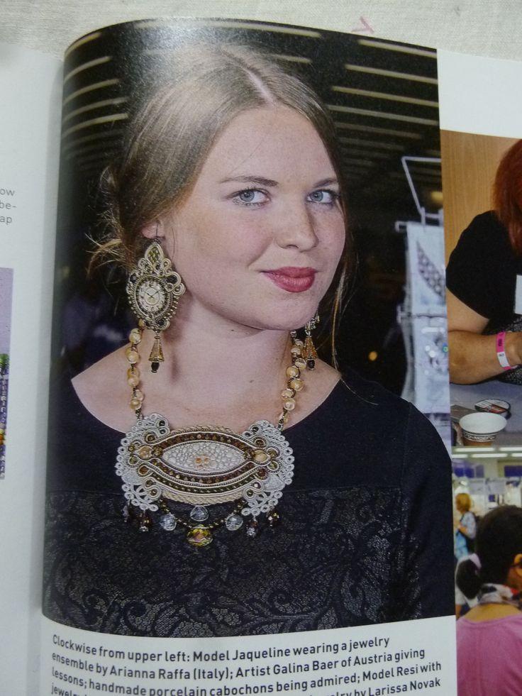 """La mia collana """"Vertigo"""" pubblicata sul num. 27 della rivista tedesca Pelen Poesie..."""