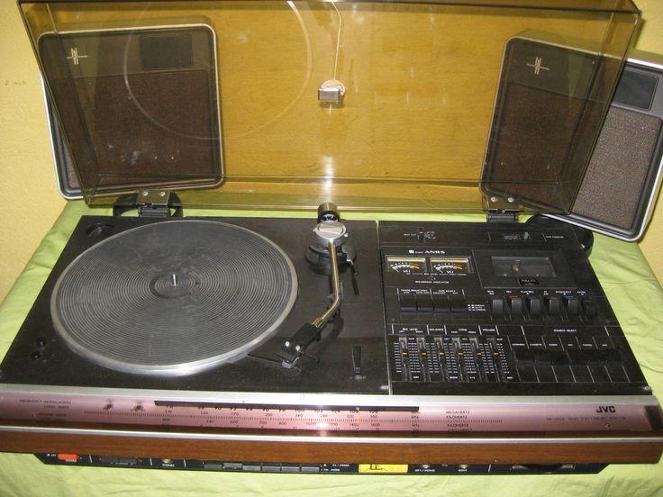 chaine stereo jvc hi tech av ha pinterest. Black Bedroom Furniture Sets. Home Design Ideas