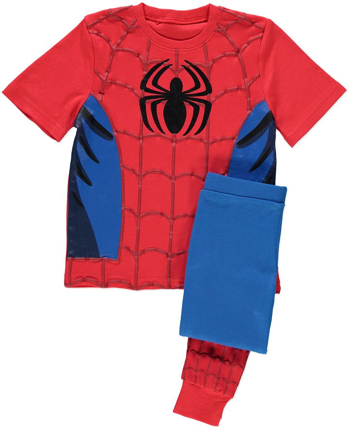 Spiderman Pyjamas on shopstyle.co.uk