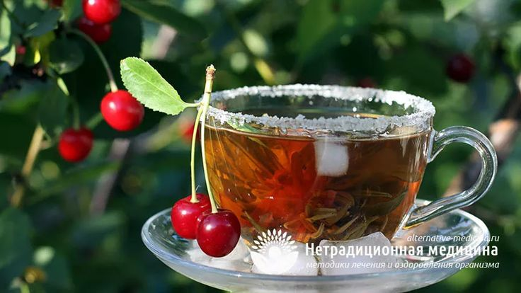 Полезные свойства листьев вишни