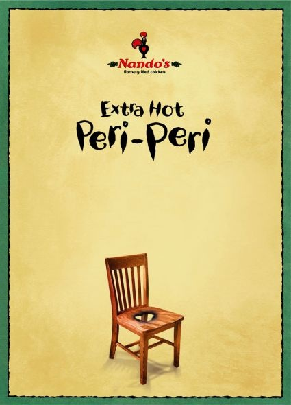 Nando's Flame-Grilled Chicken: Extra Hot Peri-Peri