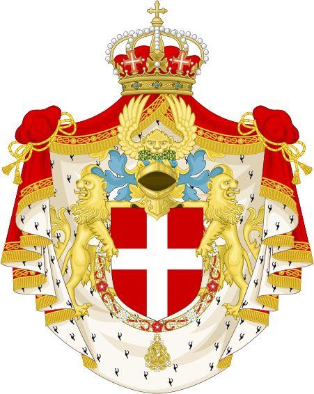 Stemma del Re d'Italia