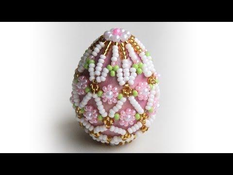 Пасхальное яйцо. Красивый сувенир. - YouTube