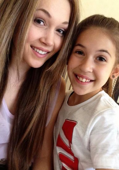 Dis411 Kelli Berglund Wished Her Sister A Happy Birthday September 8, 2013