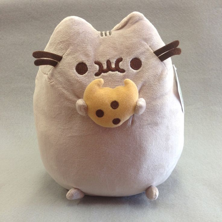 Pusheen Plush 9.5in (Cookie)