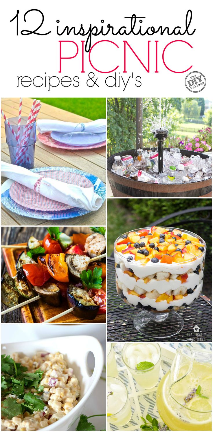 Summer bbq and potluck recipes 10 handpicked ideas to for Easy salad ideas for bbq