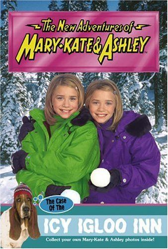 Image result for mary kate and ashley olsen detective book