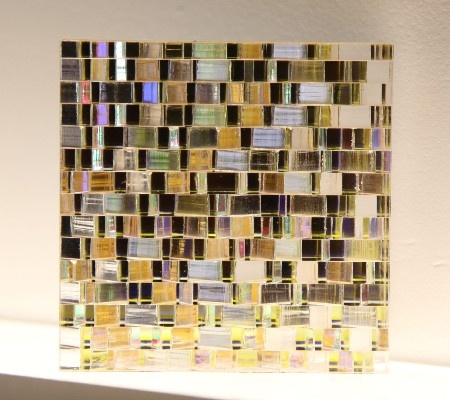 [AXIS FACADES] Acrylic Resin with Colored Laminated Glass