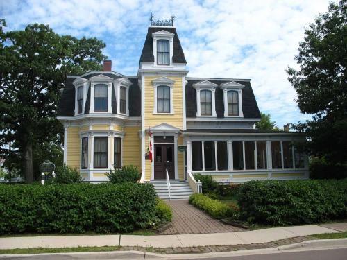 Thomas Williams house Moncton, NB!