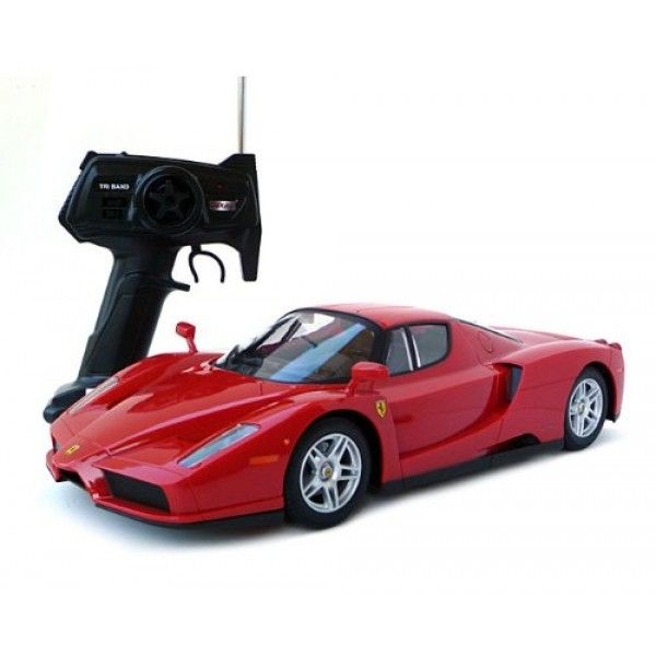 MJX R/C Ferrari Enzo RC Car, Red, 1:14 Scale - Ride On & Scooters - Toys