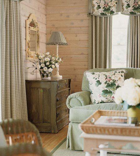 Cottage Home Decorating: 1052 Best COTTAGE DECORATING IDEAS Images On Pinterest
