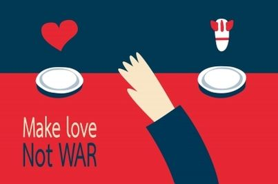 Make Love Not War - 3 things that will ruin your reputation faster than a twerking session with Miley Cyrus