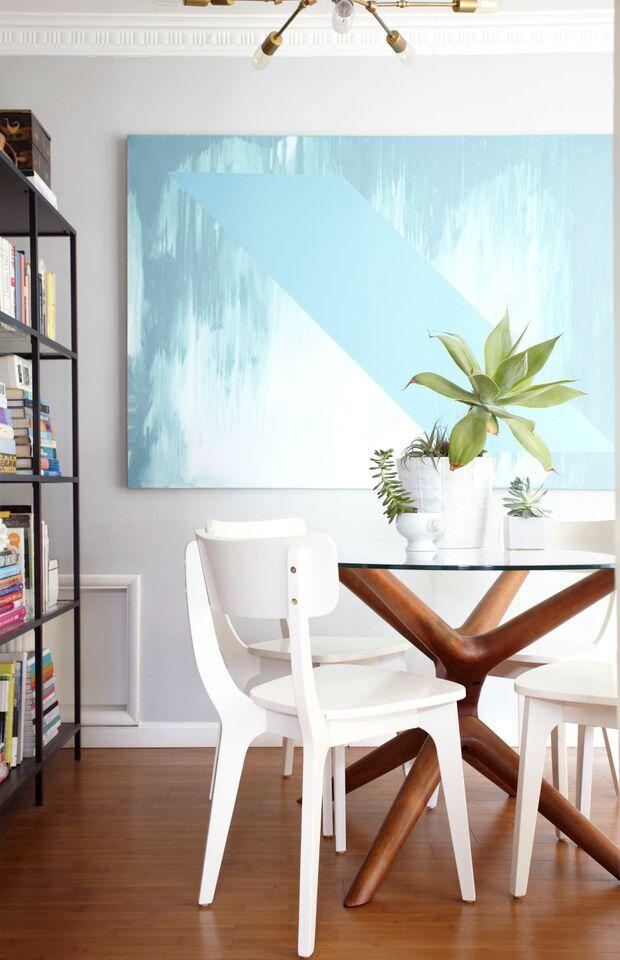 Orlando Soria's Eclectic Mid-Century Glam Apartment