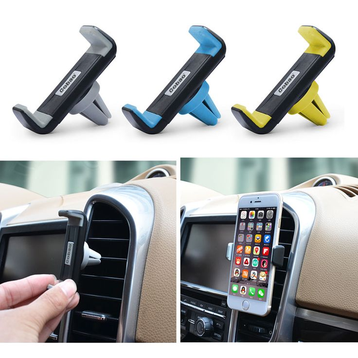 Universal car mobile phone holder Cobao car air vent mount holder for xiaomi mi5 redmi 3 huawei p8 lite iphone se 5 5s 6 6s -- Learn more by visiting the image link.