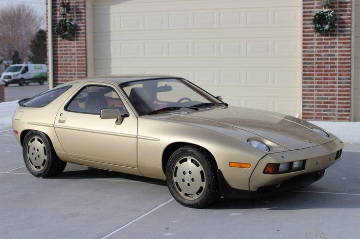 1982 Porsche 928 Weissach Edition