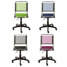 I want this Container Store bungee chair for my desk/office, but I don't want to pay $139!