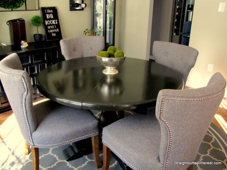Dining Room Table Extreme Makeover