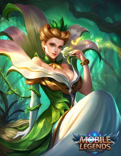 Aurora: Hero MAGE Mobile Legends Terbaru Mei 2017
