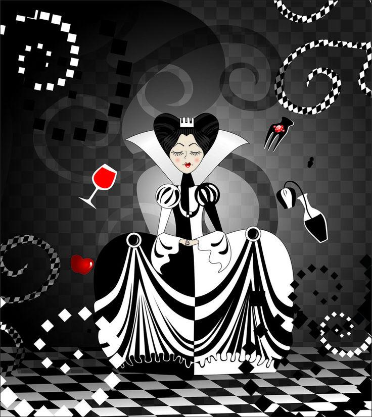 пятерым картинки шахматной королевы удивительно вкусное, деликатесное