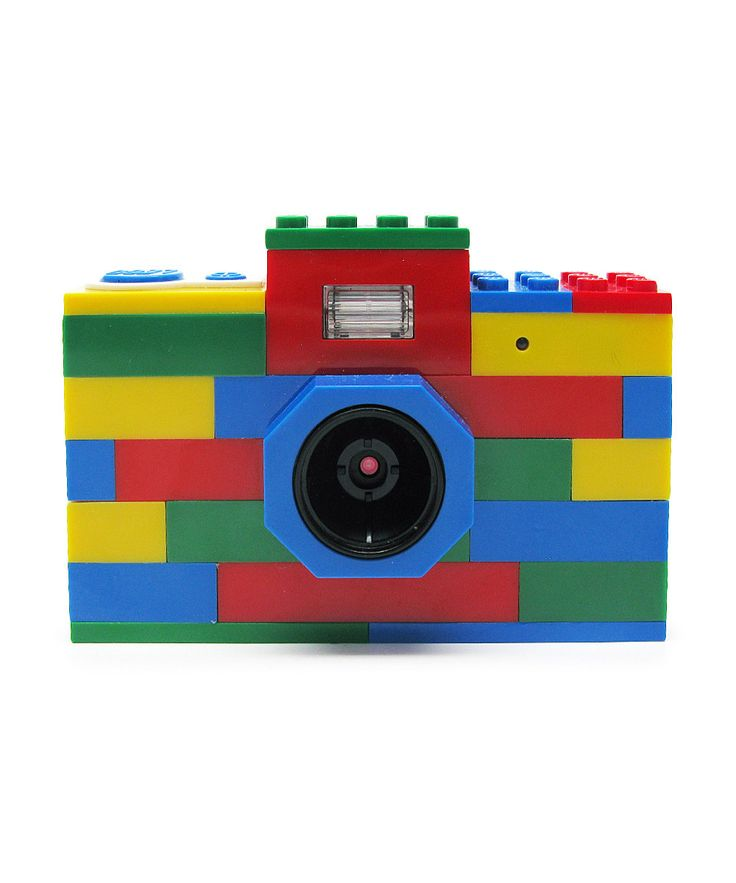 Digital Blue #LEGO Digital Camera #zulily #holiday #gifts #photography