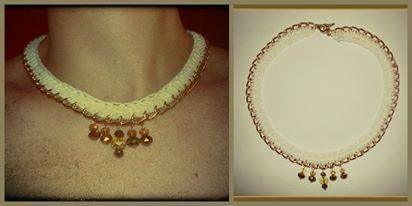 ~ Crochet & Chain Necklaces ~