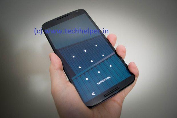 Unlock Forgetten Android 5 Lollipop Screen