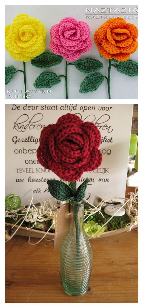 24 best crochet images on Pinterest | Knit crochet, Crochet patterns ...
