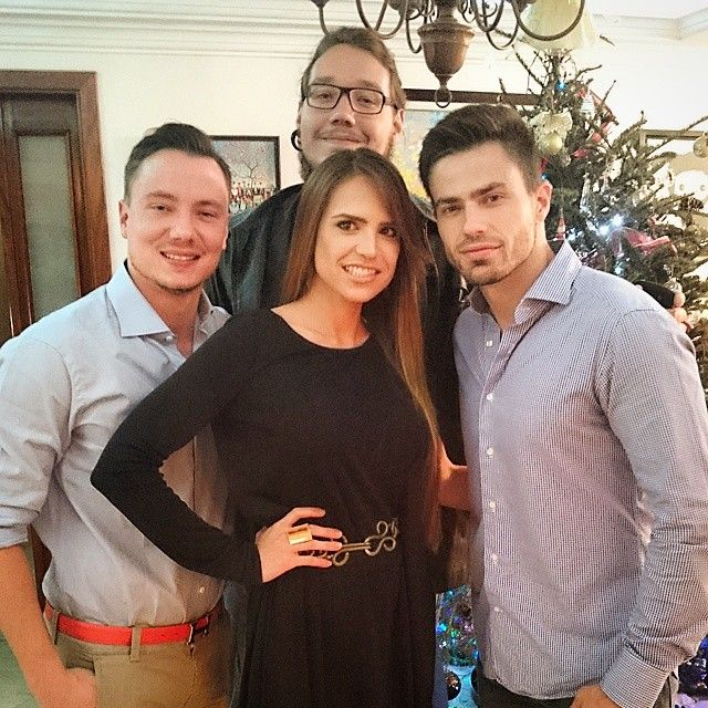 #Larvotto Los amo! #Brothers #Navidad #Christmas #2014 #Venezuela #Home #family #happy #gaitas #music #hallacas #pernil #picoftheday by vafgooden from #Montecarlo #Monaco