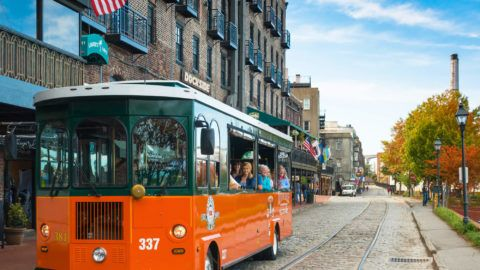 Savannah Tours | See The Best First with Old Town Trolley