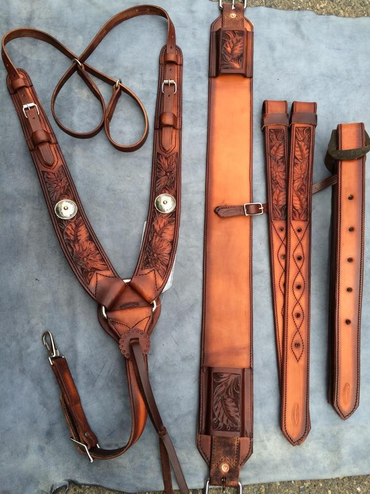 36 best images about buckaroo leather american made custom