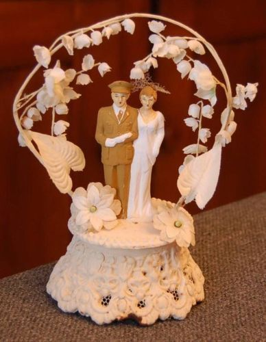 vintage wedding cake toppers ebay 1000 images about antique amp vintage weddings on 21616