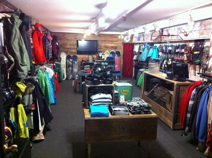 The Burton Store at Boyne Mountain